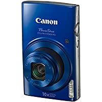 Canon ELPH 190 20MP 720p Wi-Fi Digital Camera with 10x Optical Zoom