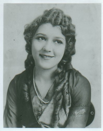 1910 Photograph - Mary Pickford Publicity Still 1910's Restrike Photograph 8x10