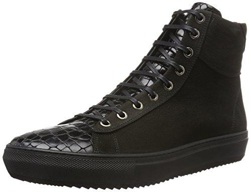 Karl Lagerfeld Sneaker-Herren, Sneaker Alte Uomo Nero (Nero (Nero 90))