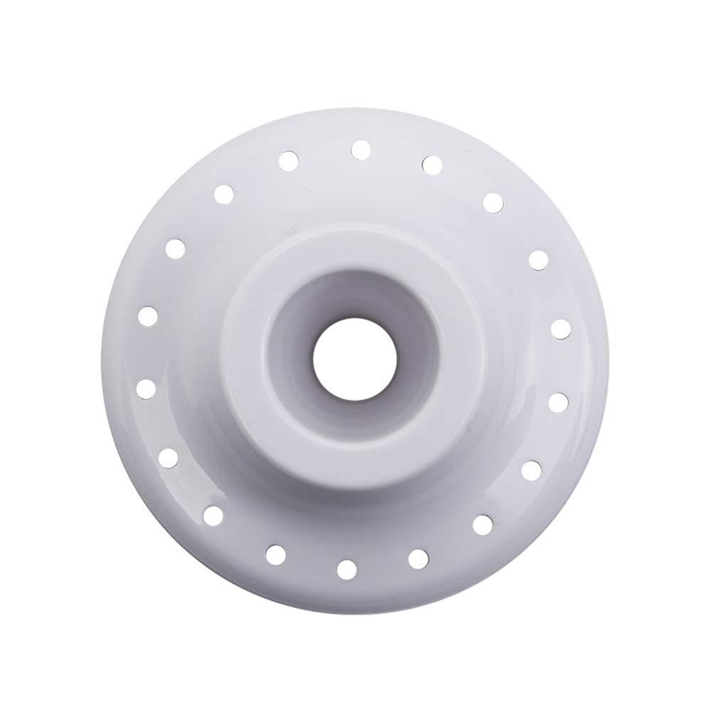 Pluma 3D Con Pantalla Soporte Para Bol/ígrafos 3d Resistente A Altas Temperaturas Suite Stent Bracket Alfombrilla De Pl/ástico Base De Soporte Blanca
