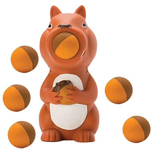 Hog Wild Squirrel Popper (Ball Popper Toy)