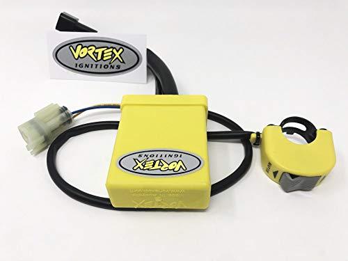 (Vortex Programmable Ignition Control X10 CDI Yamaha YZ250 2006-2019)