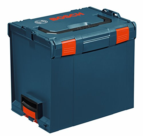 Bosch L-BOXX-4 15 In. x 14 In. x 17.5 In. Stackable Tool Storage Case ()