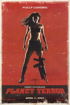 Grindhouse- Planet Terror Poster 24 x 36in