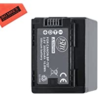 BM Premium BP-727 Battery for Canon Vixia HF R80, HF R82, HF R800, HFR70, HFR72, HFR700, HFM50, HFM52, HFM500, HFR30, HFR32, HFR300, HFR40, HFR42, HFR400, HFR50, HFR52, HFR500, HFR60, HFR62, HFR600