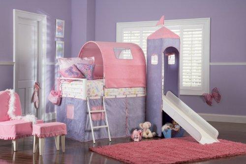 Powell Princess Castle Twin Slide product image