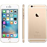 "iPhoneCPO Apple iPhone 6S 11,9 cm (4.7"") 1 GB 64 GB SIM única 4G Oro 1715 mAh - Smartphone (11,9 cm (4.7""), 1 GB, 64 GB, 12 MP, iOS 9, Oro)"