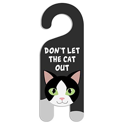 Door Hanger Cat - 3