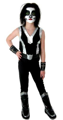 KISS Deluxe Catman Child Costume Child Costume - Medium