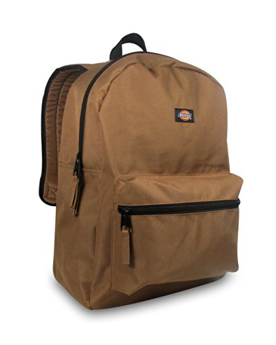 Dickies Student Backpack, Brown Duck, One Size