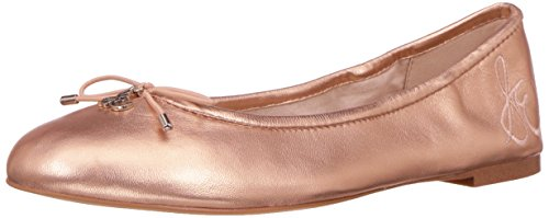 Wear Designer Shoes - Sam Edelman Women's Felicia, Platinum Pink, 6.5 M US