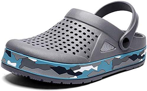 ziitop Mens Clogs Mens Garden Shoes