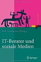 IT-Berater und soziale Medien: Wer beeinflusst Technologiekunden Front Cover
