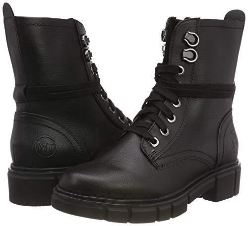Tozzi 21 black 2 25260 Para Militar Botas 002 Marco Mujer 002 Antic Negro 2 ZdRqTxIFRw