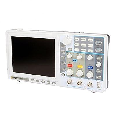 "Owon SSO8192 100Mhz 8"" TFT-LCD Display Digital Storage Oscilloscope, 1M, Dual Channels, 1 GSa/s"