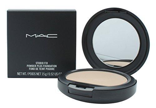 MAC Studio Fix Powder Plus Foundation NC15