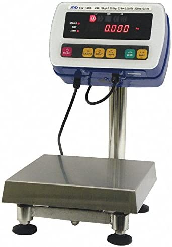 Digital LED Platform Bench Scale 130 lb