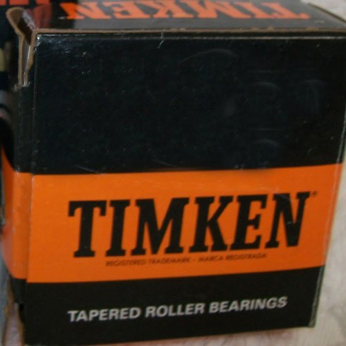 "Timken 2720 Tapered Roller Bearing Outer Race Cup, Steel, Inch, 3.000"" Outer Diameter, 0.7500"" Cup Width"