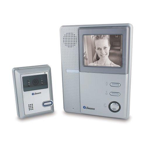 Swann SW244-BVD DIY BandW Video Doorphone
