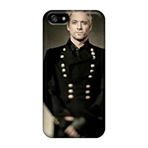 Anti-Scratch Cell-phone Hard Cover For Iphone 5/5s With Unique Design Lifelike Papa Roach Pictures ColtonMorrill
