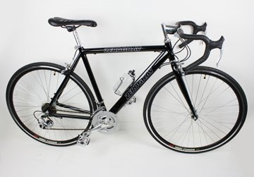 New 54cm Aluminum Road Bike Racing Bicycle 21 Speed Shimano Black Color