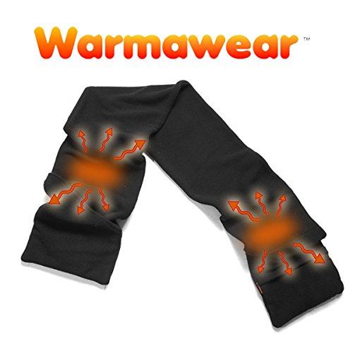 Écharpe Chauffante à Pile Warmawear  Amazon.fr  Sports et Loisirs a1857296b11