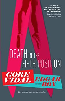 Death in the Fifth Position (Vintage Crime/Black Lizard) by [Vidal, Gore]