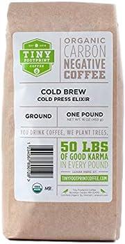Tiny Footprint Ground Coffee 16-oz. Bag