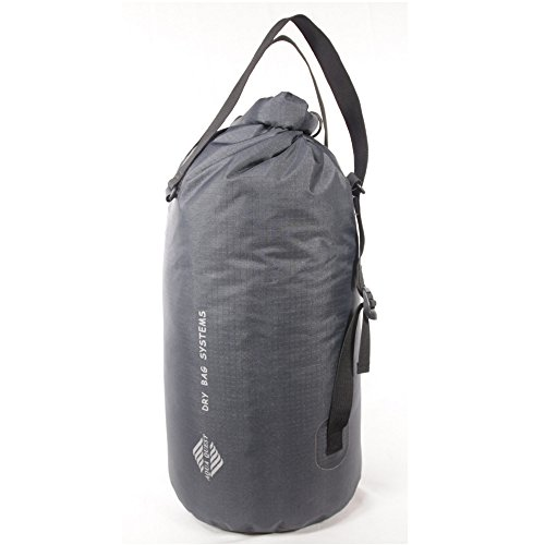 UPC 899248000824, 20L Waterproof Dry Bag Backpack - Aqua Quest Tote - Heavy Duty & Lightweight Roll Top Day Pack - Charcoal