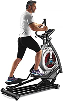 BH Fitness - Bicicleta elíptica i.cross1000 Dual: Amazon.es ...