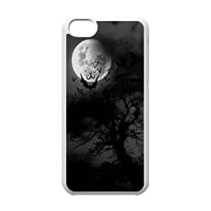 Bats Customized Case for Iphone 5C, New Printed Bats Case