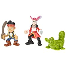 Fisher-Price Disney's Jake and The Never Land Pirates - Jake, Hook and Croc Pirate Pack