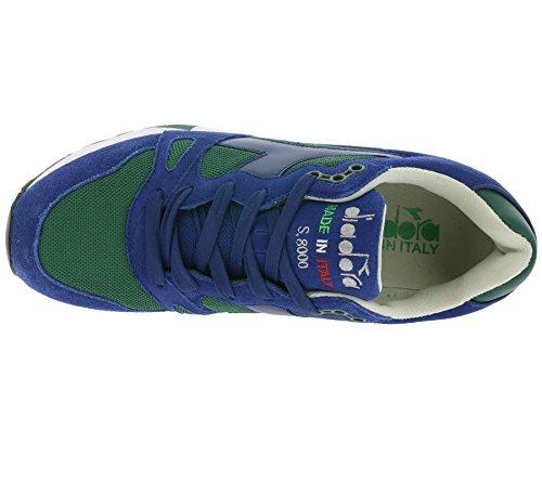 Diadora - Zapatillas para niño azul turquesa