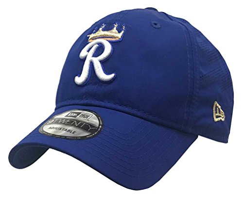 New Era MLB Kansas City Royals Batting Practice Baseball Hat 9Twenty Cap (Royals Hats City Kansas)