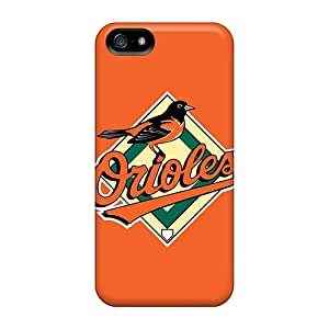 Hot NhLMcZc3182 Baseball Baltimore Orioles Tpu Case Cover Compatible With Iphone 5/5s