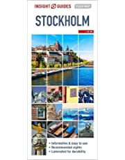 Insight Guides Flexi Map Stockholm