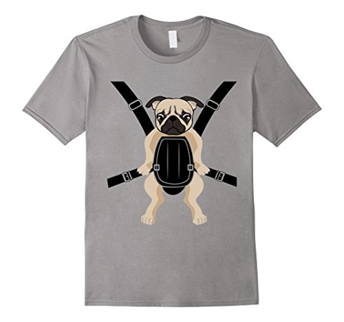 Funny Cute Carrier Strap T Shirt product image