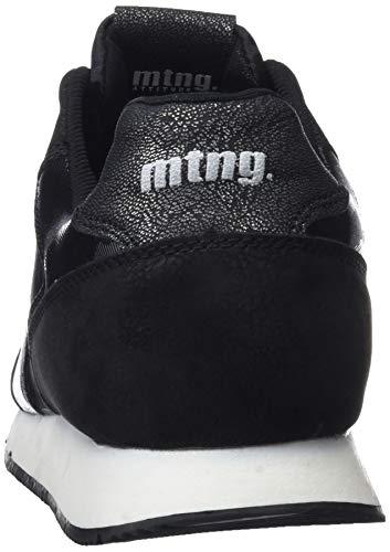 Negro MTNG Damen 69128 Schwarz Suave C42683 Sneakers Schwarz YqvWdqZ