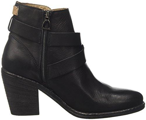 U Blk Sylvie nero polo Women's Boots s Ankle Assn Black rwZqr1zBa