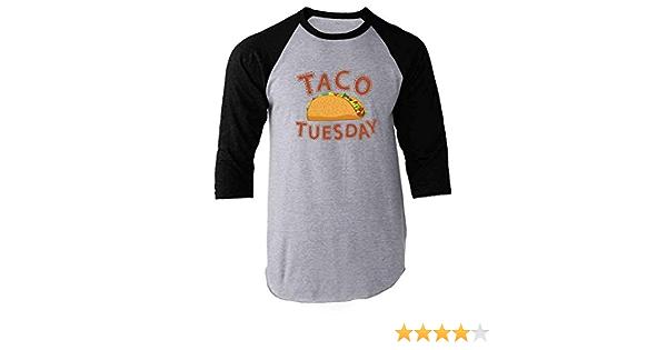 Taco Tuesday T-Shirt Taco Raglan Shirt You Had Me At Tacos Shirt