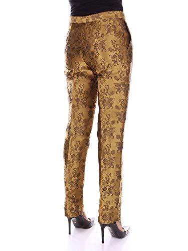 Ferretti Mujer Oro A03085152 Alberta Pantalon dq1Tdv