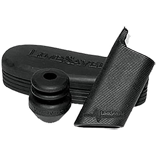 6 Position Adjustable Stock - LimbSaver Recoil Protection System for 6-Position Adjustable Stocks, Combo Pack, Black