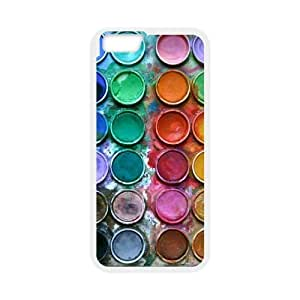 "Paint Palette Custom Case for Iphone6 4.7"", Personalized Paint Palette Case"