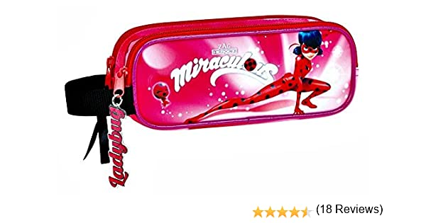 Safta Estuche Ladybug
