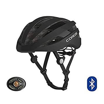 Amazon.com: Coros SafeSound - Casco de ciclismo inteligente ...