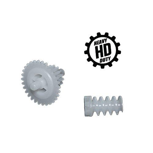 HD Speedometer Odometer Gear Repair Kit fits 1994-1998 Ford Mustang | Speedo Gear Cluster 94 95 96 97 98 by MTC