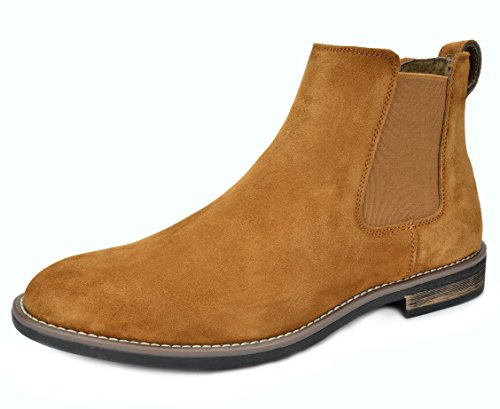 Bruno-Marc-Mens-Urban-06-Suede-Leather-Chukka-Ankle-Boots