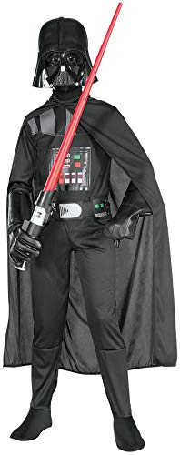 Rubie's Star Wars Child's Darth Vader Costume, -