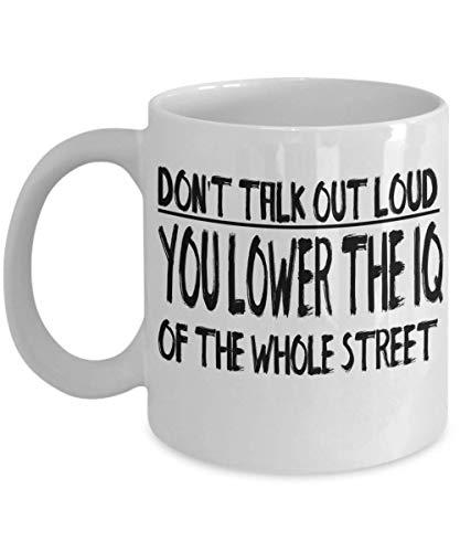Detective Mug - Movie Character Quote Mug - Funny Author Coffee Mug - 11 Oz Ceramic Cup - Men Woman Boyfriend]()
