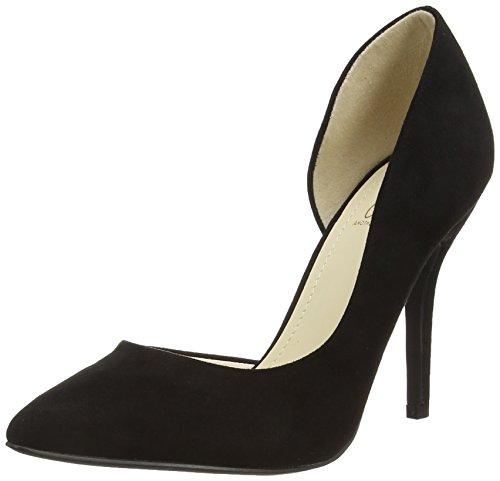 Another Pair of Shoes Phoebe E1 - Zapatos de Tacón para Mujer Negro (Black01)